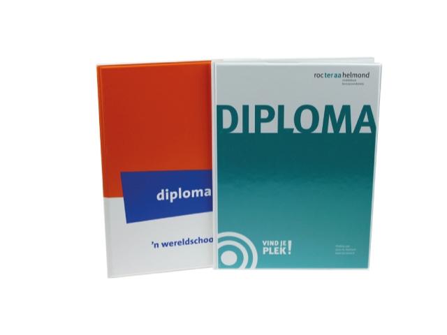 Offerte aanvraag voor diplomamappen